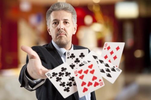 casino och korträkning