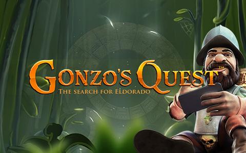 Gonzos Quest från Netent