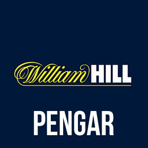 William Hill insättningar och uttag