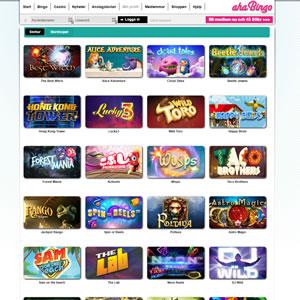 AhaBingo Casino