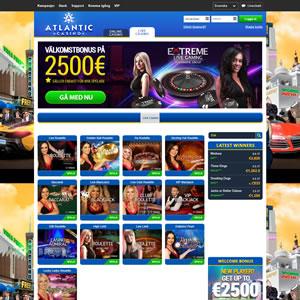 Atlantic Casino Club Livecasino