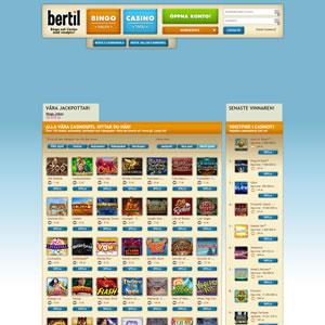 Bertil Bingo Casino