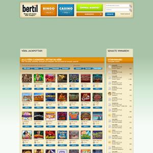 Bertil Bingo recension