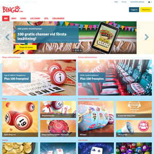 Bingo.com recension