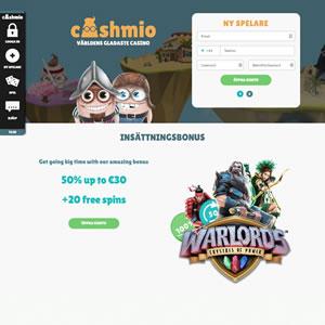 Cashmio Recension