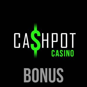 Bonus hos Cashpot Casino