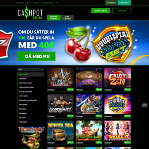 Cashpot Casino recension