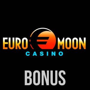 Bonus hos EuroMoon Casino