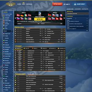 SverigeKronan Sportsbook
