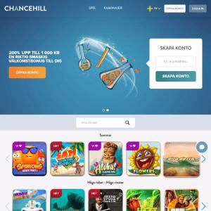 Chance Hill Casino recension