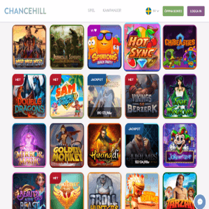 Chance Hill Casino Livecasino