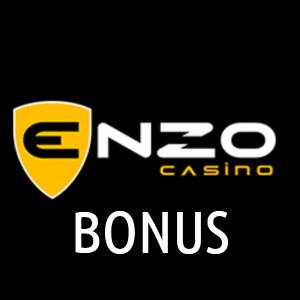 Bonus hos Enzo Casino